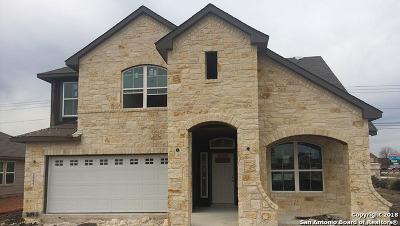 New Braunfels Single Family Home New: 2995 Gypsum Cove