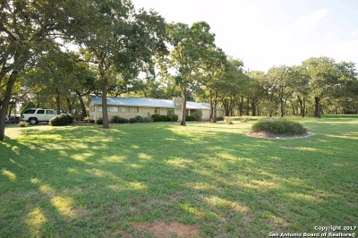 Wilson County Single Family Home New: 2715 Fm 1107