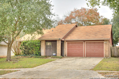 Live Oak Single Family Home New: 7807 Forest Briar
