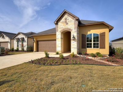Boerne Single Family Home New: 9927 Barefoot Way