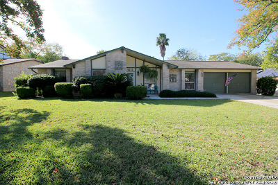 Bexar County, Comal County, Guadalupe County Single Family Home New: 4626 Barhill Dr
