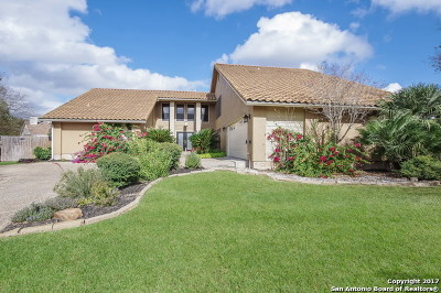 San Antonio Single Family Home New: 6218 Boca Raton Dr