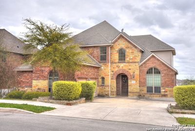 San Antonio Single Family Home New: 15802 Seekers St