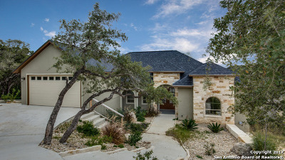 Helotes Single Family Home New: 16508 Sky Sail