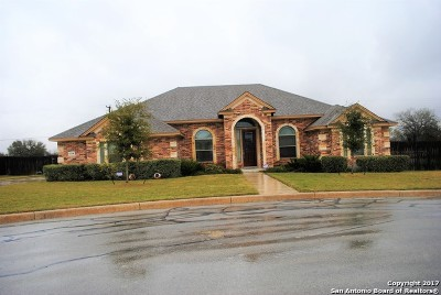 Single Family Home For Sale: 13218 Compass Rose