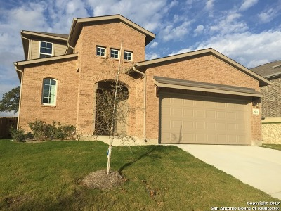 Boerne Single Family Home New: 7611 Presidio Hvn
