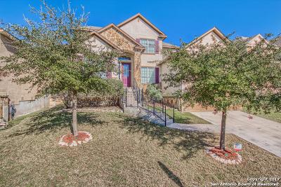 San Antonio Single Family Home New: 55 Palo Duro Cyn
