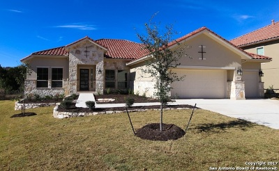 San Antonio Single Family Home New: 23903 La Tapiceria