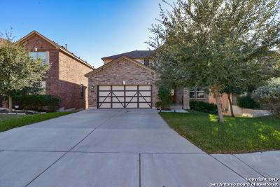 San Antonio Single Family Home New: 1318 Saddle Blanket