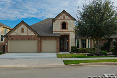 Cibolo Single Family Home For Sale: 916 Laserra