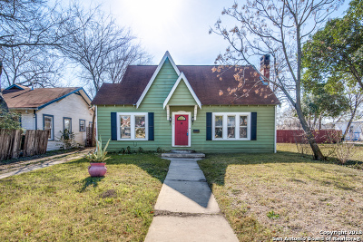 Single Family Home For Sale: 1918 W Summit Ave