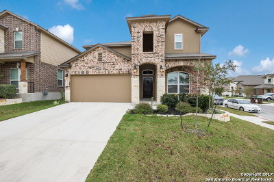 Bexar County Single Family Home New: 5706 McKinney Fls