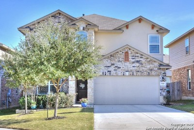 Bexar County Single Family Home New: 7010 Ozona Cv