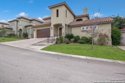 San Antonio Single Family Home New: 137 Stone Hill Dr
