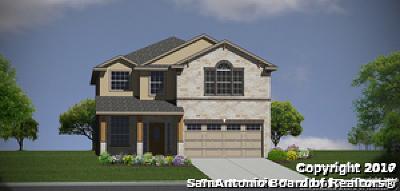 San Antonio Single Family Home New: 22414 Akin Nook