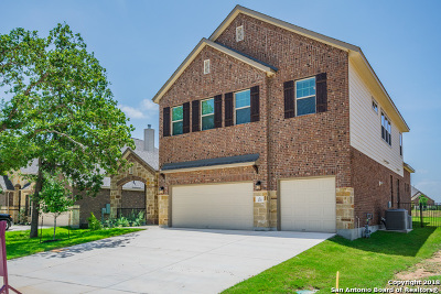 Boerne Single Family Home For Sale: 231 Branson Falls