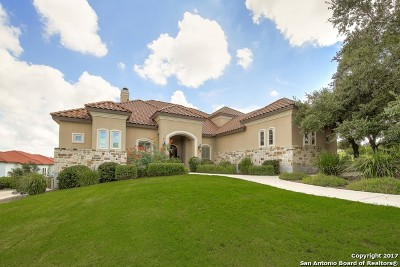 San Antonio Single Family Home New: 102 Champions Vw