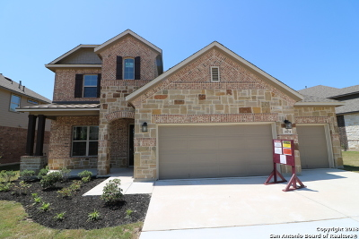 San Antonio Single Family Home New: 10574 Far Reaches Lane