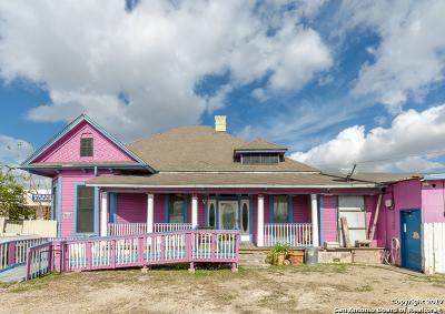 San Antonio Single Family Home New: 3305 W Ashby Pl