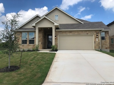 Cibolo Single Family Home New: 245 Bee Caves