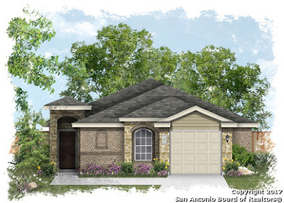 Helotes Single Family Home New: 9511 Bricewood Tree