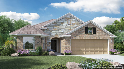 Cibolo Single Family Home Price Change: 237 Cansiglio