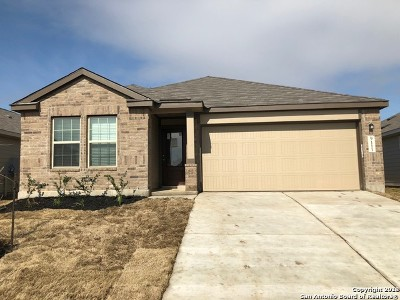 Converse Single Family Home New: 9111 Blanco Park