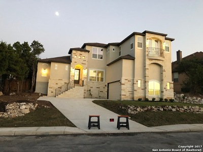 San Antonio Single Family Home New: 1411 Sun Mountain