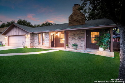 San Antonio Single Family Home New: 1535 Vista Del Monte