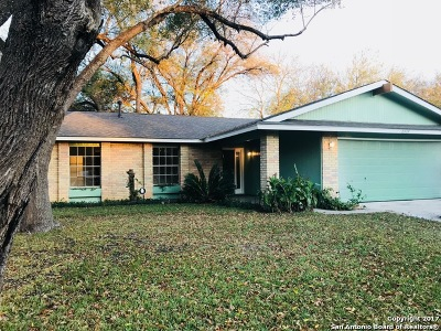 San Antonio TX Single Family Home Back on Market: $144,900