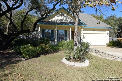 Schertz Single Family Home New: 3720 Limestone Cv
