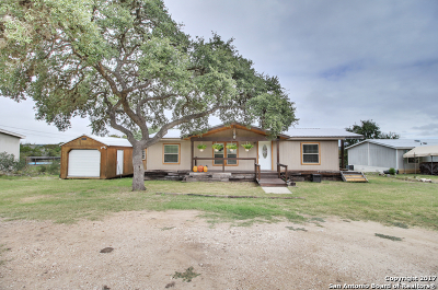 Comal County Manufactured Home For Sale: 10060 Rebecca Creek Rd