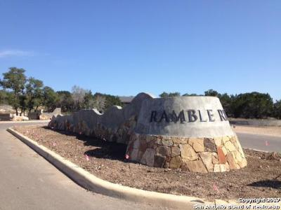 Garden Ridge Residential Lots & Land New: 8010 Ramble Ridge
