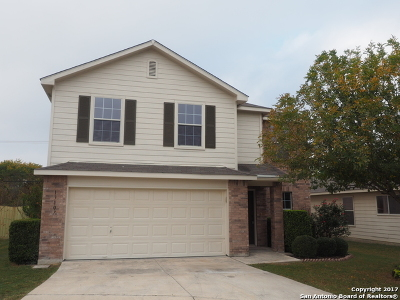 San Antonio Single Family Home New: 13107 Neumann Cv