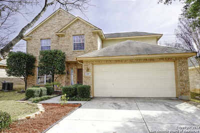 Cibolo Single Family Home Back on Market: 269 Fawn Rdg
