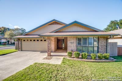 San Antonio Single Family Home New: 3023 Cailleau Pl