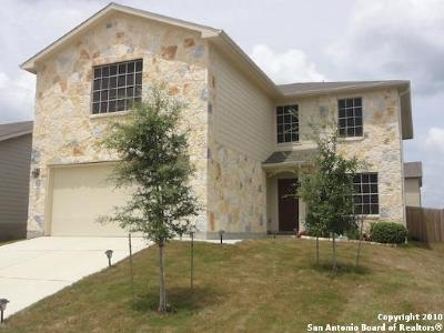 Cibolo Single Family Home New: 212 Clydesdale St