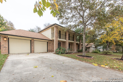 San Antonio Single Family Home New: 12914 Queens Forest St