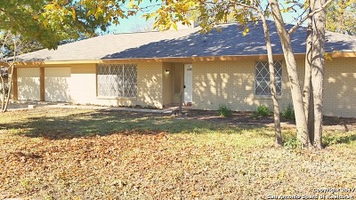 San Antonio TX Single Family Home New: $157,000
