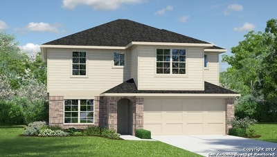 San Antonio Single Family Home New: 5535 Toledo Farm