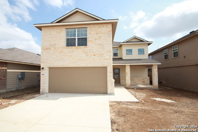 San Antonio Single Family Home New: 4206 Salado Crest