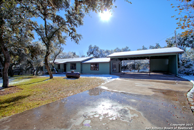 Comal County Single Family Home New: 421 W Clark Dr