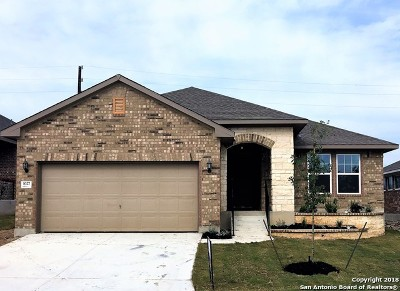 San Antonio TX Single Family Home New: $273,689