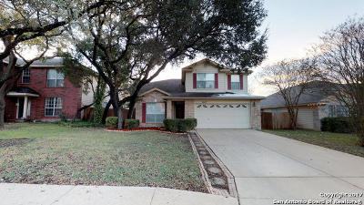 Schertz Single Family Home New: 3617 Saratoga Pl