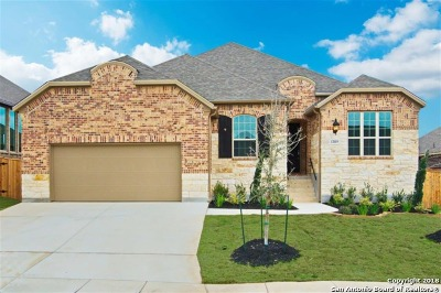 San Antonio Single Family Home New: 12019 Bailey