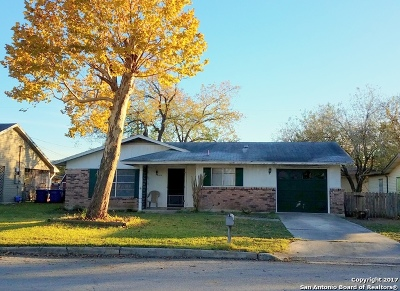 Kirby Single Family Home New: 5426 Boatman Rd