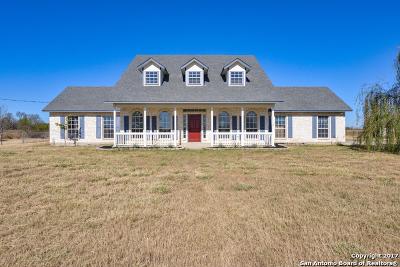 Medina County Single Family Home New: 605 E County Road 5718