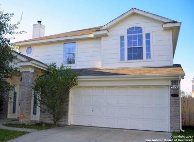 San Antonio Single Family Home New: 14223 Dusky Thrush