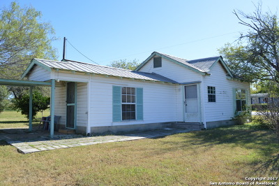 Medina County Single Family Home Price Change: 20323 Fm 471 S