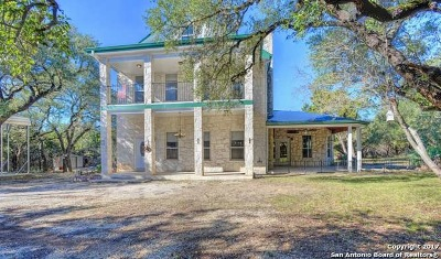 Bandera County Single Family Home New: 145 Forest Ridge Drive